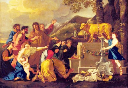 Adoration-of-the-Golden-Calf-Andrea-di-Lione-artist